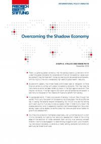 Overcoming the Shadow Economy